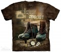 Reboot Outdoor - T-shirt The Mountain