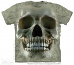 Big Face Skull - T-shirt The Mountain