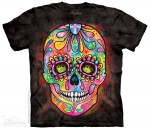 Day Of The Dead - T-shirt The Mountain