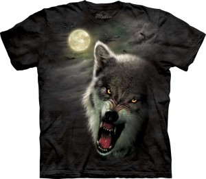 Night Breed - T-shirt The Mountain