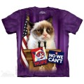 Grumpy for President - T-shirt The Mountain