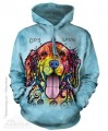 Dogs Is Love - bluza z kapturem The Mountain
