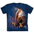 Eagle freedom - T-shirt The Mountain z orłem