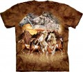 Find 15 Horses - T-shirt The Mountain