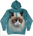 Grumpy Cat - bluza z kapturem The Mountain OL