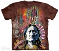 Sitting Bull - koszulka The Mountain