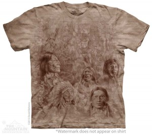 Ancestral Wall - T-shirt The Mountain