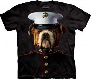 Bulldog Marine - koszulka The Mountain