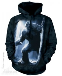 Sasquatch - bluza z kapturem The Mountain