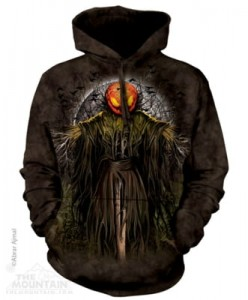 Pumpkin King - bluza z kapturem The Mountain