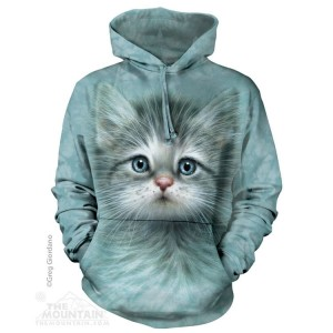 Blue Eyed Kitten - Bluza z kapturem The Mountain