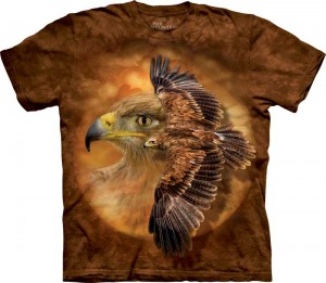 Tawny Eagle Spirit - koszulka The Mountain