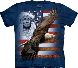 Spirit of America - T-shirt The Mountain