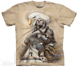 Eternal Spirit - koszulka unisex The Mountain