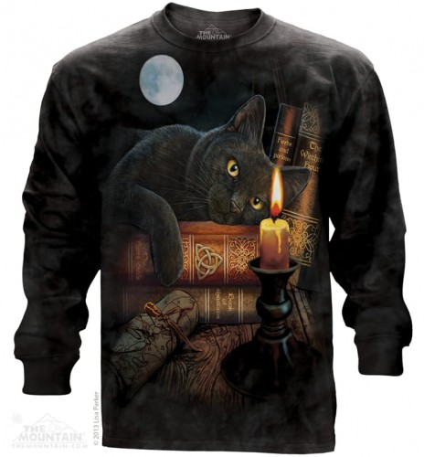 The Witching Hour - T-shirt z długim rękawem The Mountain
